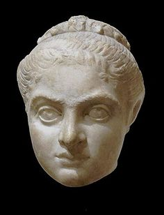 Fausta - daughter of Maximian and wife of Constantine I. Believed to have set up Crispus, which is perhaps why Constantine had her killed.
