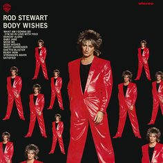 Rod Stewart Body Wishes