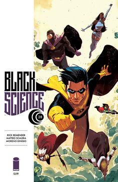 Black Science (2013) Issue #28