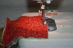 This is my bigtip. Use a zipper footrather than a walking foot to join the blocks together. Angela actually suggested that in the comments of this post. Thanks so much, Angela, you are a genius! The zipper foot worked fabulously. When I was using a walking foot to attach the blocks together, I felt like the bulk of the batting kept pushing against the walking foot andoften timesthe seams werewavy.The zipper foot madeit so much easier to sew a straight line byjust following the ridge…