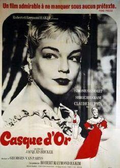 Casque d'or (1952) קסדת הזהב - צרפת