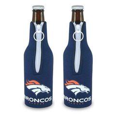 Denver Broncos Bottle Holder, Multicolor
