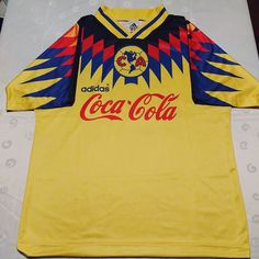Most Iconic Jersey Design Ever? Closer Look Look Adidas, Polo Shirt, T Shirt, Polo Ralph Lauren, Mens Tops, Design, Fashion, Supreme T Shirt, Moda