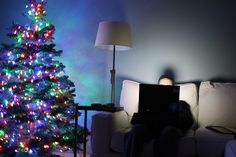 'Tis the season for home automation: Smart decor and holiday security tips