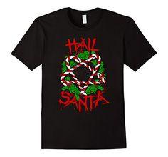 Men's Hail Santa T-shirt Christmas 2XL Black Christmas Xm... https://www.amazon.com/dp/B01N47621P/ref=cm_sw_r_pi_dp_x_DP7oybMY3W3BZ