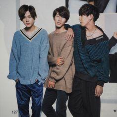 ジャニーズWEST FINEBOYS 2017 11月号