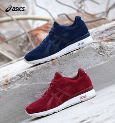 ASICs GT II Suede Pack