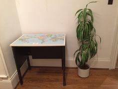 Nightstand, Corner Desk, Table, Furniture, Home Decor, Corner Table, Bedside Desk, Night Stands, Interior Design