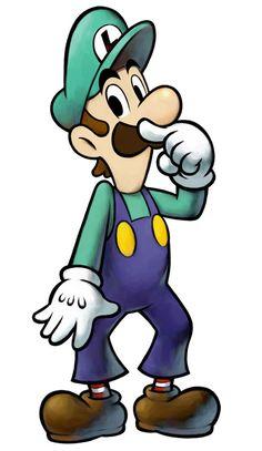 Luigi | Mario & Luigi: Partners in Time