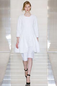 Marni Spring 2013 Ready-to-Wear Fashion Show - Julia Nobis