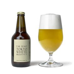 Far yeast Tokyo white by Nippon Craft Beer