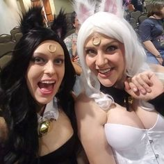 Reposting @cosplaymeg: Happy International Sailor Moon Day! 🌙 . #throwback to our #bunnyhutch at #AggieCon 💚 I MISS YOU, @jamscosplay 💚💚💚 Can't wait to *actually* finish these when we both have time! . #cosplay #cosplaygirl #cosplayer #cosplayersofinstagram #cosplayersfollowcosplayers