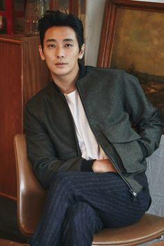 Khottie of the Week: Ju Ji Hoon | Kchat Jjigae