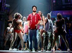 In The Heights! CHECK!