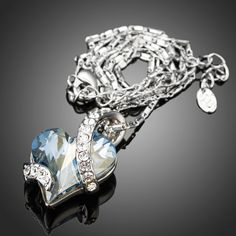Wonderful Crystal Necklaces Jewelry Collection