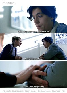 #Riverdale #Betty #Jughead