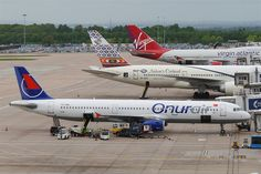 Onur Air Airbus A321-231, Nature's Orchard, Virgin Atlantic