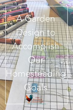 Have you planned your garden for 2017? We are expanding our garden and can't wait to get started on all of our new ideas! Garden design | Garden Planning | Homestead Design
