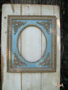 shabby chic frame/mirror, vintage frame/mirror, chalkboard, wall hanging…