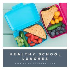 Healthy School Lunches Healthy School Lunches