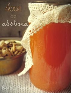 Portugal, Preserves, Pickles, Paleo, Sweet Home, Food And Drink, Cooking Recipes, Pudding, Pumpkin