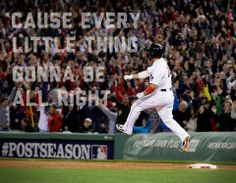 Shane Victorino grand slam-Sox are going to the World Series 2013