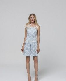 Atelier Tsourani Απογευματινα φορεματα για μια ξεχωριστη εμφανιση Rompers, Dresses, Fashion, Atelier, Vestidos, Moda, Fashion Styles, Blanket Sleeper, Romper Suit