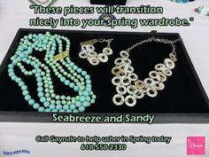 Seaside and Sandy