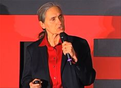 """Doctor Cures Her """"Incurable"""" Multiple Sclerosis With Diet Alone  Dr. Terry Wahls learned how to reverse her accelerating multiple sclerosis using an evidence-based, functional medical approach that focused on nutrition alone. Using lessons she learned at the sub-cellular level, she used diet alone to cure her MS and get out of her wheelchair."""