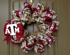 aggie wreaths - Google Search