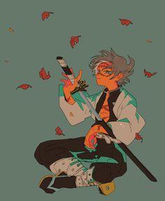 Manga Anime, Me Anime, Anime Demon, Manga Art, Anime Art, Demon Slayer, Slayer Anime, Character Art, Character Design