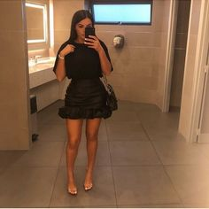 However, the truth is everyone wants to look nice. Night Outfits, Classy Outfits, Stylish Outfits, Summer Outfits, Girl Outfits, Fashion Outfits, Fashion Trends, Love Fashion, Girl Fashion