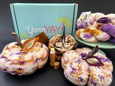 YarnYAY! October Box #42 by Vicki Howell