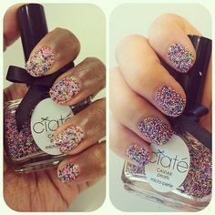 Caviar Nails. Gotta have it!