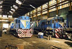 CRÓNICA FERROVIARIA: Expansión e integración ferroviaria en la Patagoni...
