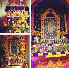 mexican home altar - Google Search