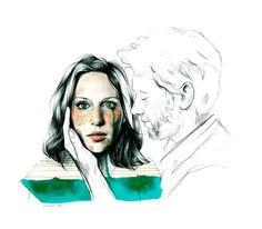 Las profundas ilustraciones de Paula Bonet - Very Nice Things