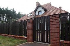 Забор из евроштакетника - цена и размеры. Как установить забор из металлического штакетника своими руками