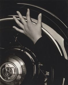 Georgia O'Keeffe—Hand and Wheel by Alfred Stieglitz, 1933