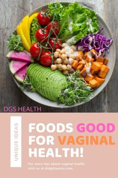 foods good for vaginal health