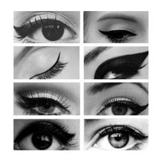 eye makeup | Tumblr ❤ liked on Polyvore featuring makeup, backgrounds, pictures, eyes and beauty