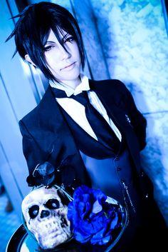 Sebastian Michaelis(Black Butler) | Koh Kurokarasu - WorldCosplay