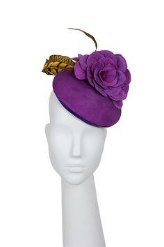 Tocado flor de loto Lotus flower headdress