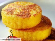 Cuisine Discover our easy and quick recipe for Polenta patties on Current Cuisine! My Recipes, Italian Recipes, Vegan Recipes, Dessert Recipes, Cooking Recipes, Polenta Recipes, Drink Recipe Book, Patties Recipe, Grilling Gifts