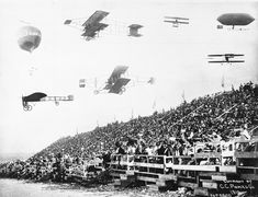 California History -- Los Angeles County -- Carson -- Dominguez Field -- Los Angeles International Air Meet -- 1910
