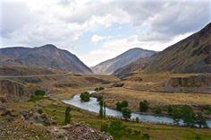 Riding into Pamir Mountains, Kyrgyzstan trueworldtravels.com