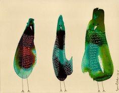 3 Birds, Big Green
