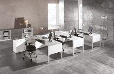 Lance mesas operativas by Ofifran | Sideboards