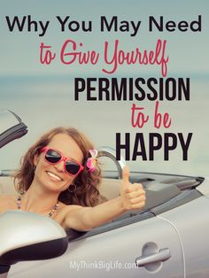You can give yourself permission to be happy after you have been hurt. This isn't always easy but I'm also going to share some ways that worked for me.