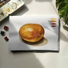 Botany, Biology, Mango, Illustrations, Food, Manga, Illustration, Essen, Meals
